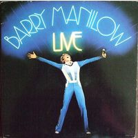2LP Barry Manilow - Live (1977)