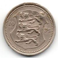 ЭСТОНСКАЯ РЕСПУБЛИКА 20 СЕНТОВ 1935