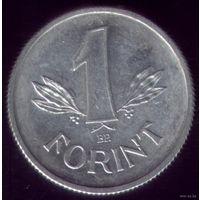 1 Форинт 1967 год Венгрия