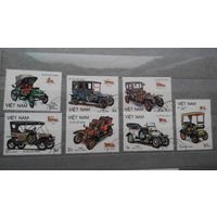 Машины, автомобили, транспорт, техника, ретро, марки, Вьетнам, 1984
