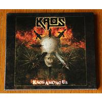 """Kaos """"Kaos Among Us"""" (Audio CD - 2003)"""