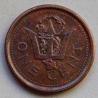 Барбадос, 1 цент 2009 г