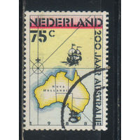 Нидерланды 1988 200 летие колонизации голлондцами Австралии #1350
