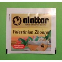 Чай пакетированный-Палестина-1 пакетик.