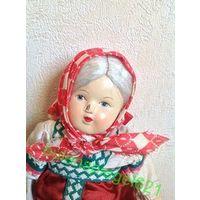 Опилочная (прессопилочная, композитная) кукла БССР
