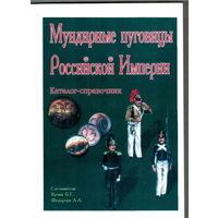 Каталог Мундирные пуговицы Российской империи