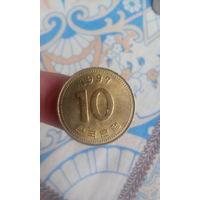 421# 10 вон 1997. корея