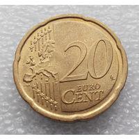 20 евроцентов 2015 Литва #03