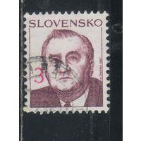 Словакия Респ 1993 М.Ковач Президент #180