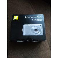 Компактный фотоаппарат Nikon Coolpix S3300