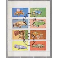 Автомобили машины Нагаленд Индия  1972г 3