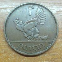 Ирландия 1 пенни 1952
