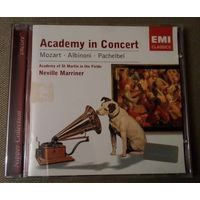 Academy In Concert. Academy Of St. Martin-In-The-Fields. Neville Marriner.