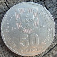 50 эскудо Португалия