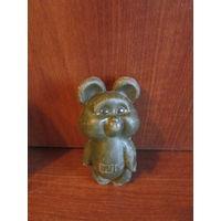 Олимпийский мишка . Погремушка СССР