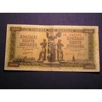 Греция 5.000 Драхм 1942
