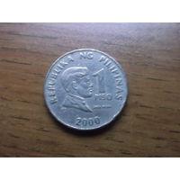 Филиппины 1 песо 2000