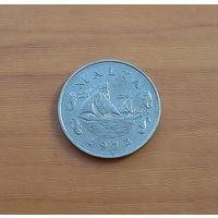 Мальта, 10 центов 1972 г.