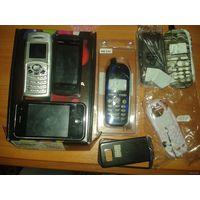 Мобильные телефоны с дефектами