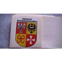 Наклейка Польская.   распродажа