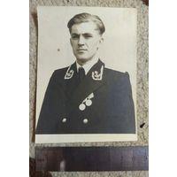Фото моряка.