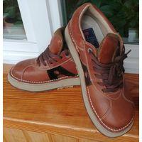 Редкие брендовые и топовые шузы, ботинки, полуботинки, обувь, арты от D.A.S ART COMPANY, DOUBLE AIR SYSTEM, в идеале, 41 размер, оригинал