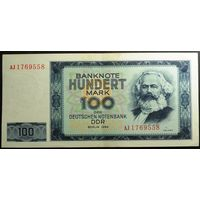 Германия, 100 марок 1964 год