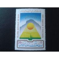 Иран 1989 исламский фестиваль