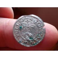 Солид ян каземир 1652 года