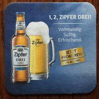 Подставка под пиво Zipfer No 5