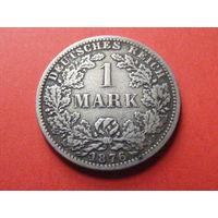 1 марка 1876 года мд Берлин