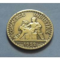 50 сантим, Франция 1922 г.