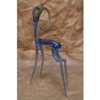 Статуэтка горный Баран, голубой
