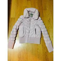 Куртка / пуховик цвета лаванды