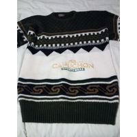 Мужской свитер теплый с 10 руб