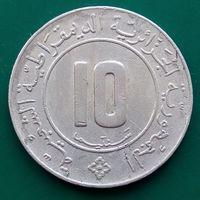 10 сантимов 1984 АЛЖИР