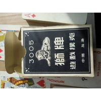 Карты игральные китай ( старый китай )