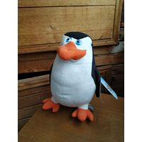 Игрушка Пингвин Шкипер из мультика ''Мадагаскар ''