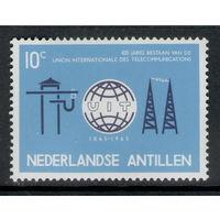 Нидерландские Антилы /1965/ Телекамуникации