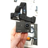 Экшен камера Neewer G1 Ultra HD 4K+карта памяти 128гб
