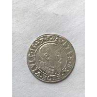 Грош 1547г (прус)