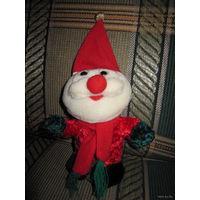 Веселый Санта, 16 см