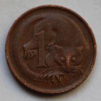1 цент 1966 Австралия