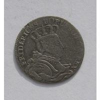 Фридрих II Великий Шесть грош 1756