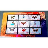 Руанда, бабочки, мотыли, мультфильмы, Дисней, распродажа