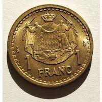 Монако 1 франк 1945 5-5-13