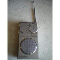 Радиоприемник GRUNDIG YACHT BOY 50, U/FM, MW, рабочий.