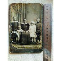 Семейное фото Кабинет Портрет