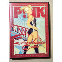 DVD Pink - Funhouse Tour