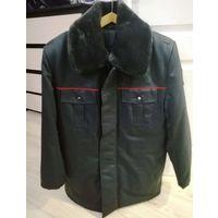 Куртка МВД зимняя удлинённая (бушлат) новая